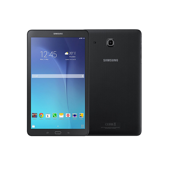 Samsung Galaxy Tab E(16GB) T377A-WIFI 4G LTE 8.0 Inch Android Tablet, Refurbished -Black