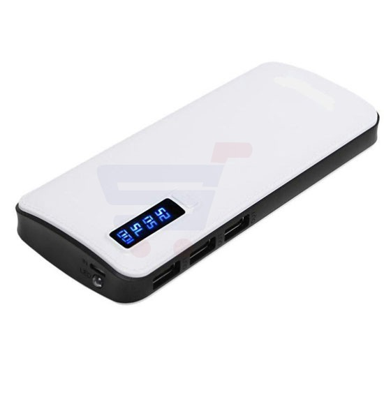 Bundle Offer Power Box 15000 mAh Power Bank For Smartphones & Tablets With 20CM Micro USB Cable+ Zooni Wireless Bluetooth Sports Headset