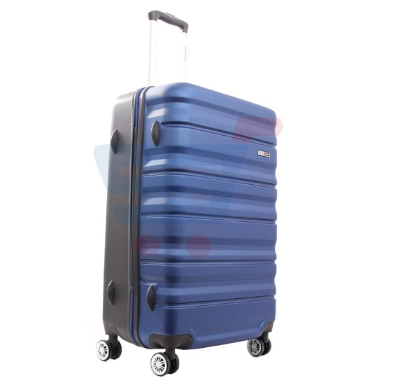 Para John 20 Inch Trolley Luggage, Blue- PJTR3079