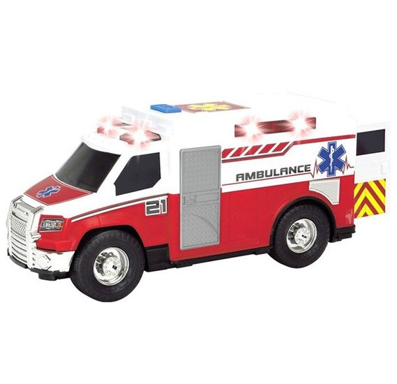Dickie  Action Series Medical Responder Red 30cm,203306007