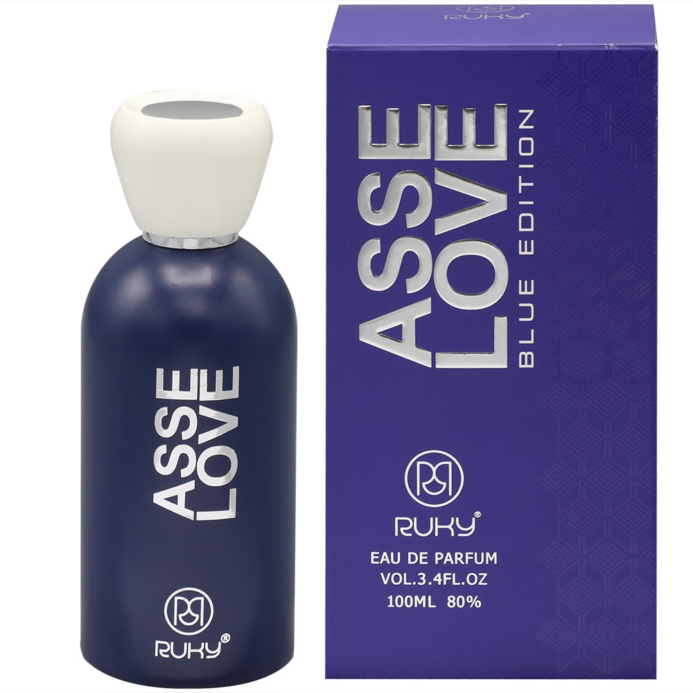 Ruky Asse Love Blue edition perfume 100ml