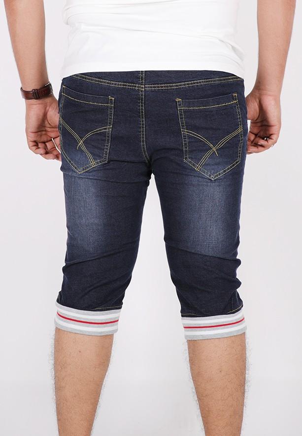 Nansa Hot Marine Denim Jeans For Men Blue - MBBAF62439 - 30