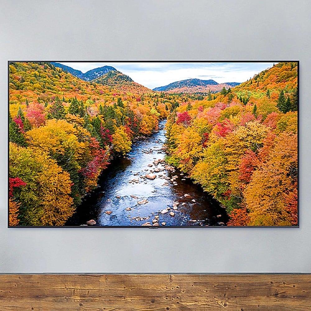 Samsung 55 Crystal UHD 4K Smart TV, 55AU7000