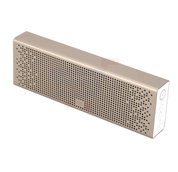 Xiaomi Bluetooth Speaker Square Box Gold
