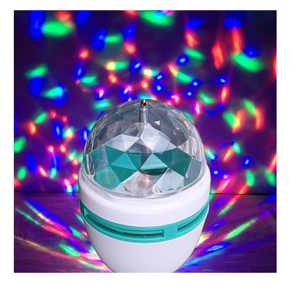 Zooni Rainbow LED Full Rotating Light, ZN7535