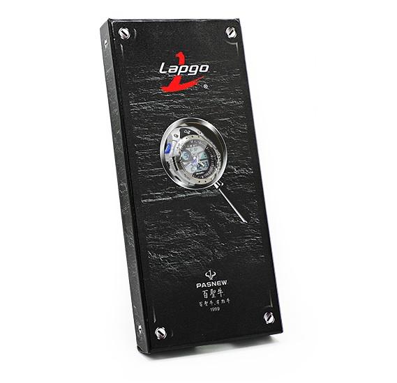 Lapgo Sport swimming watch with 100 meter Underwater resistance capacity, PLG-388AD-N1, Bait Al