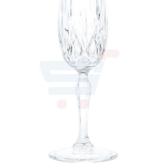 RCR Opera Champagne Flute 6 Pieces