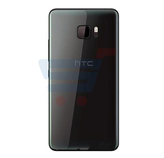 HTC U Ultra Smartphone, Android 7.0, 5.7 Inch Display, 4GB RAM, 64GB Storage, Dual Camera, Dual Sim, Wifi- Black