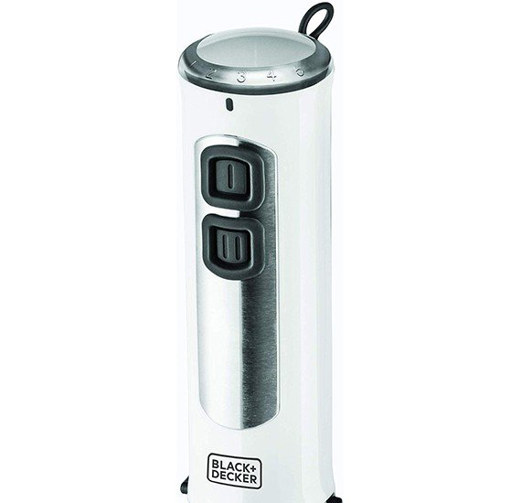 Black & Decker 400W Stick Blender w Chopper and Whisk, SB4000-B5