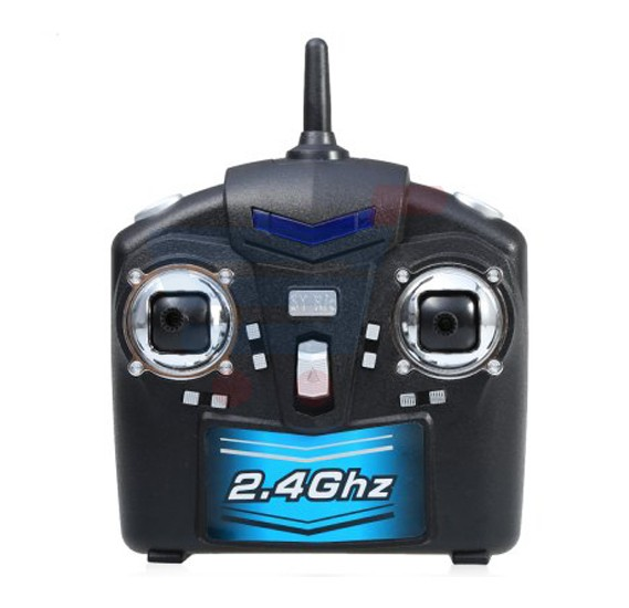 RC Quadcopter With Camera, SY X25 2.4G