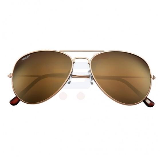 Zippo Pilot Sunglasses Bronze - OB01-10