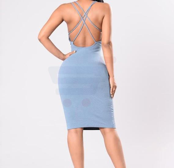 Lakoki I know how to be Sexy Dress - L