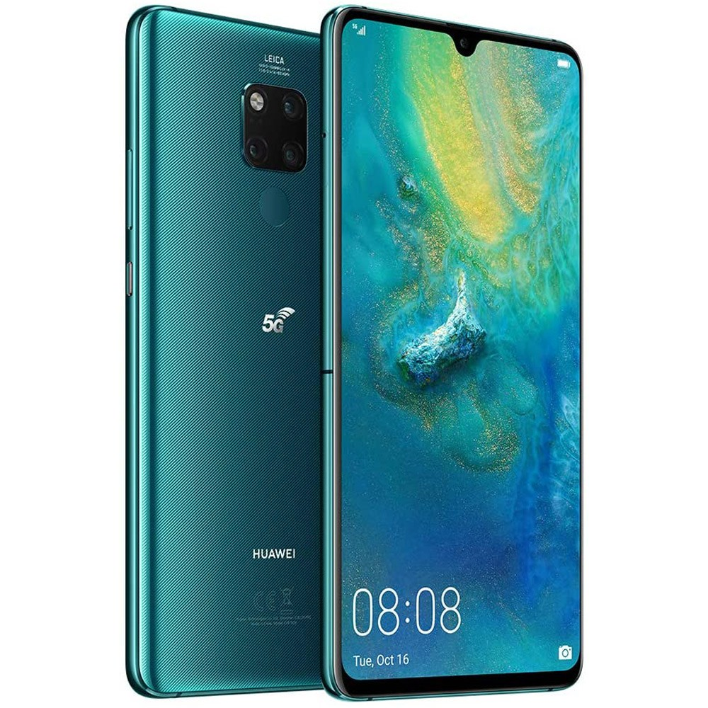 Huawei Mate 20 X 5G 8 GB RAM + 256 GB ROM Smart Phone, Emerald Green