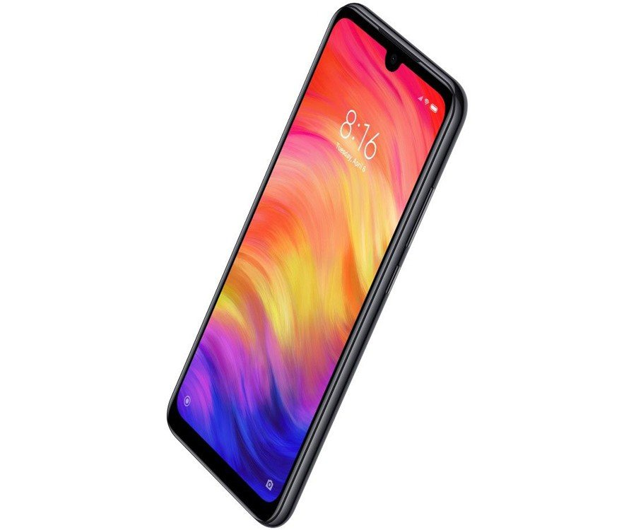 Xiaomi Redmi 7 Dual SIM - 64GB, 3GB RAM 4G LTE Black Global Version