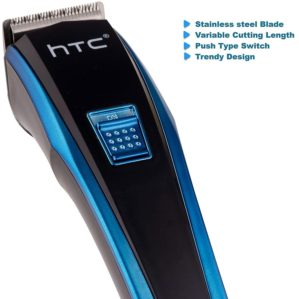 HTC AT 210 Rechargeable Cordless Trimmer for Men