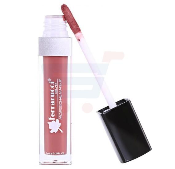 Ferrarucci Matte Long Lasting Lip Gloss 7ml, FLC08