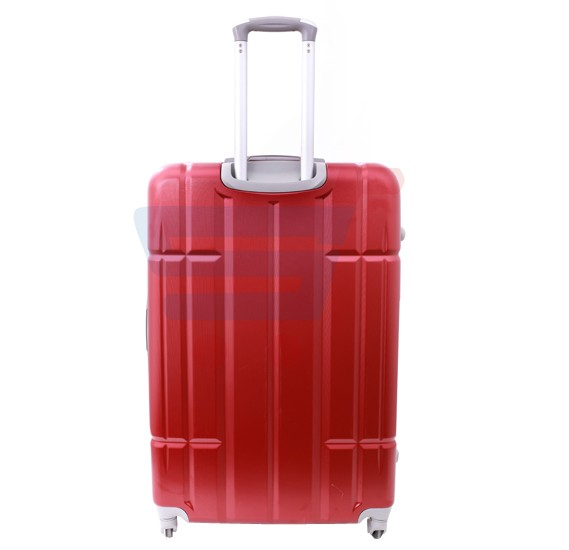 Para John 28 Inch Trolley Luggage, Red- PJTR4024