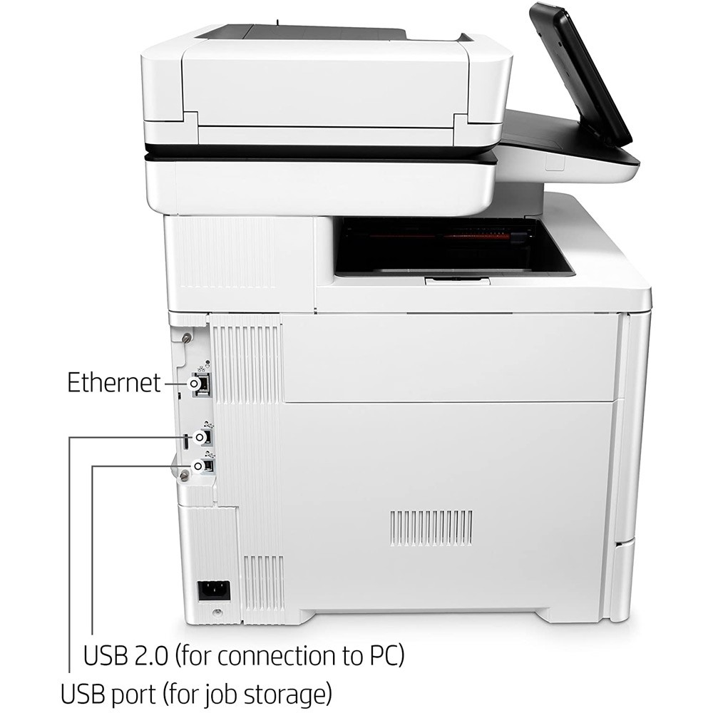 HP M577dn Color LaserJet Enterprise All In One Printer