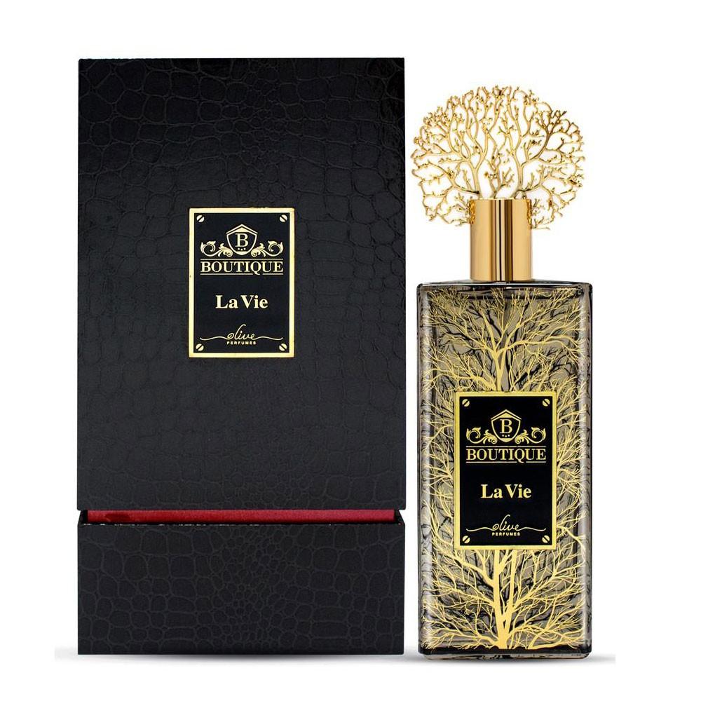 Olive Perfumes Boutique La Vie EDP Perfume For Unisex, 120ml