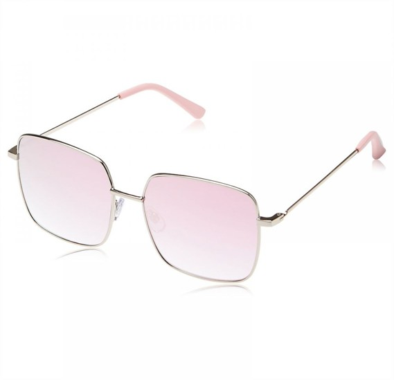 TFL Eyewear Square Women Sunglasses, 16492-Pink