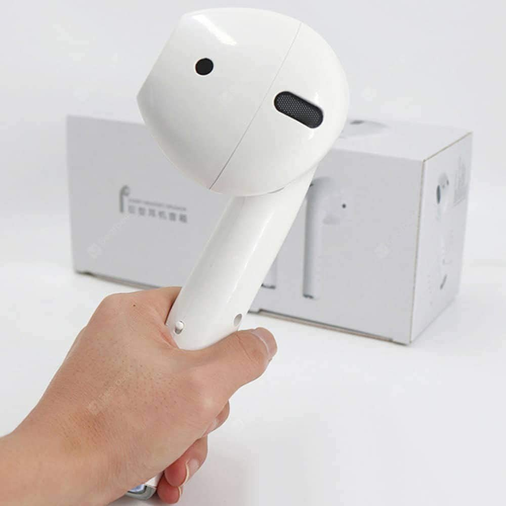 Multifunctional Giant Headset Speaker MK-101, White