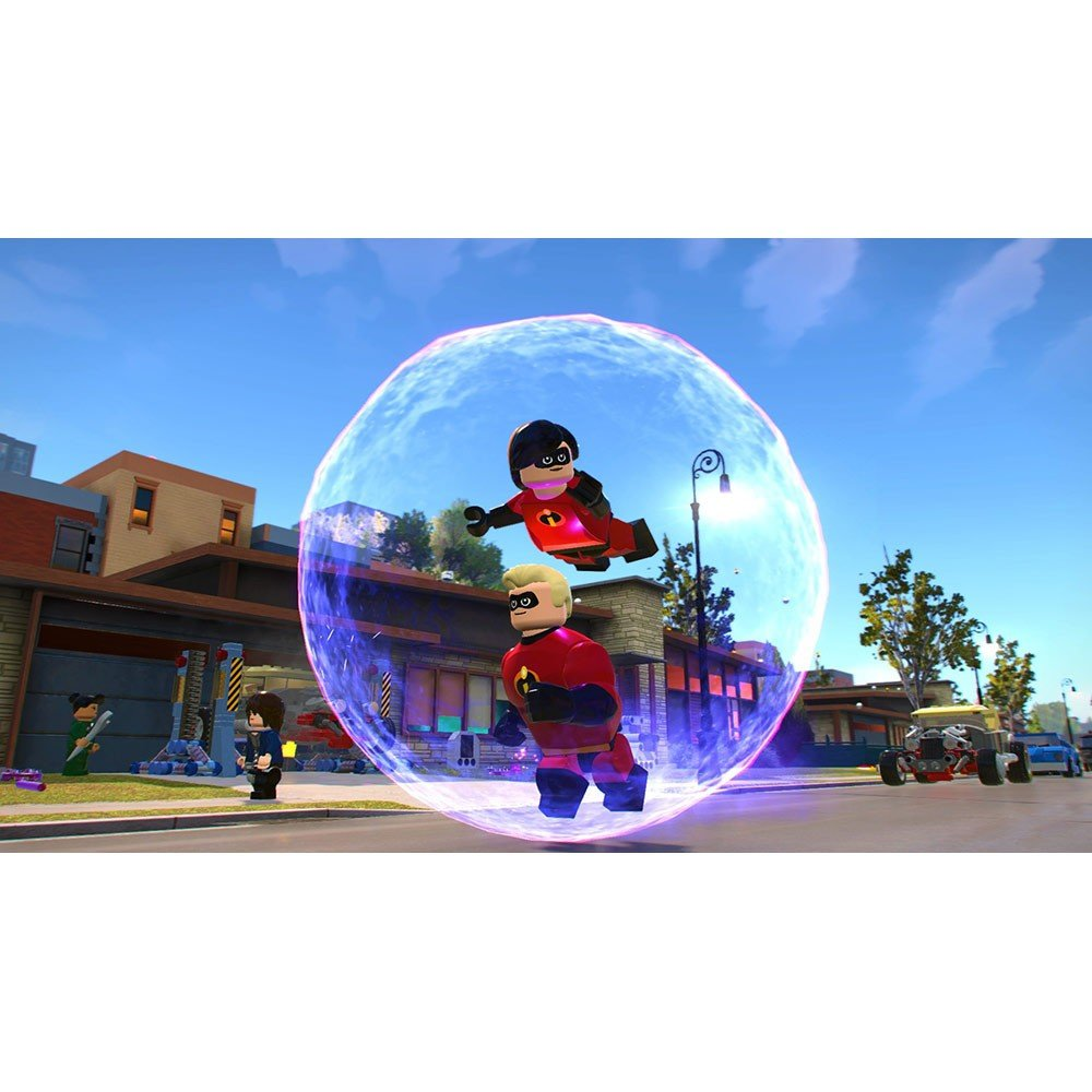 Lego The Incredibles Game PlayStation 4