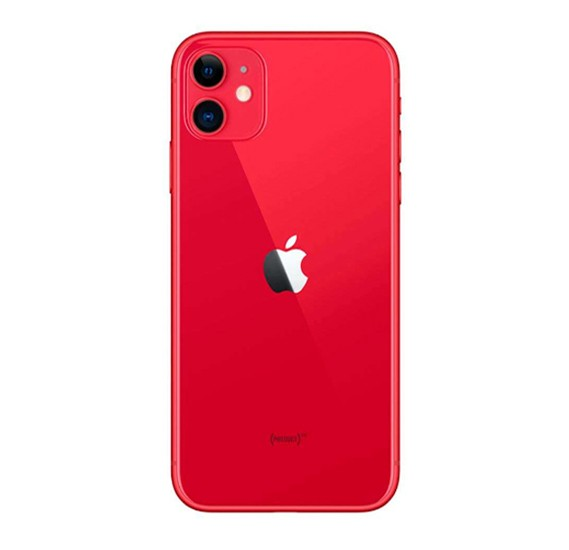 Apple iPhone 11 With FaceTime Red 256GB 4G LTE