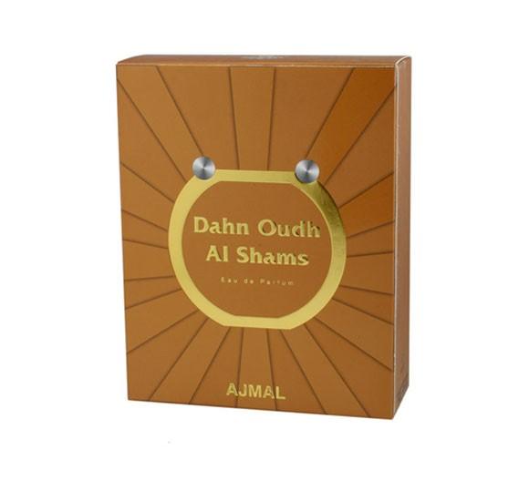 Ajmal Perfume Dahn Al Oudh Shams For Unisex, 30 ml,6293708000500
