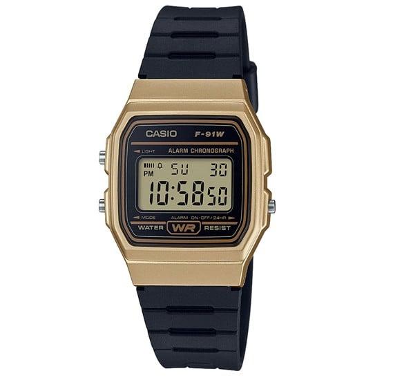Casio F-91WM-9ADF Vintage Collection Digital Watch