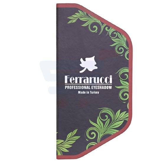 Ferrarucci 15 Color Eye Shadow 110g, 01