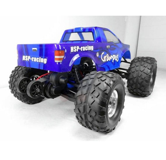 HSP 1/10 Scale Electric Power Electric Power Monster Truck - 94601