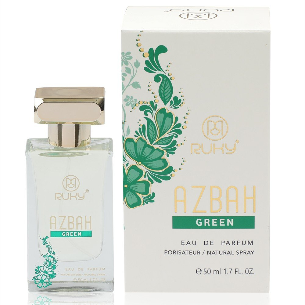 Ruky azbah green EDP  50ml