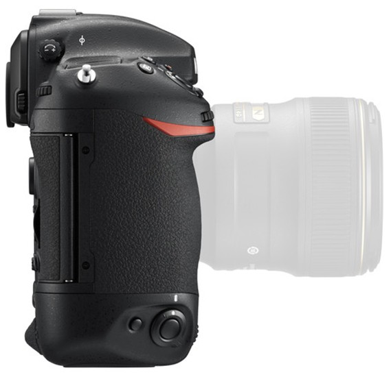 Nikon D5 DSLR Camera (BODY Only, CF Slot)