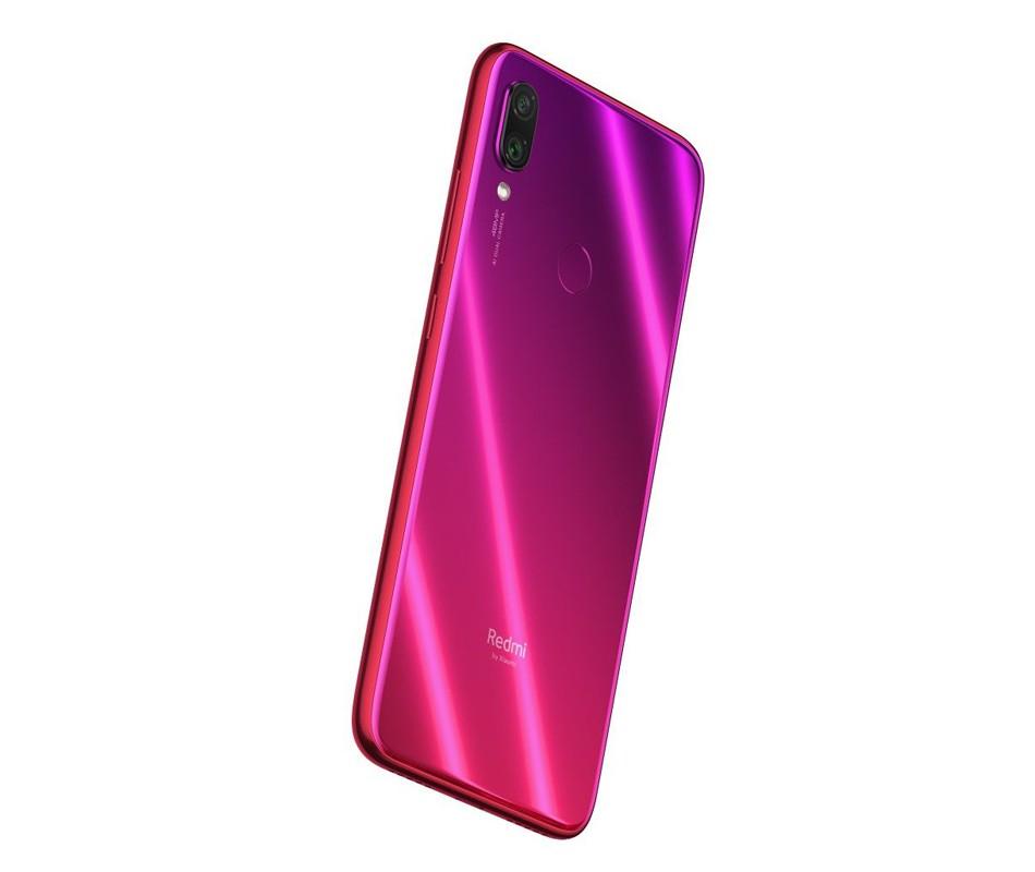 Xiaomi Redmi Note 7 Dual SIM - 32GB  3GB RAM  4G LTE  Gradient Red Global Version