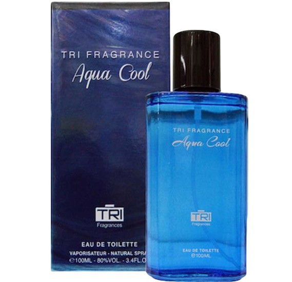 TRI Fragrance Aqua Cool EDT Perfume 100 ML
