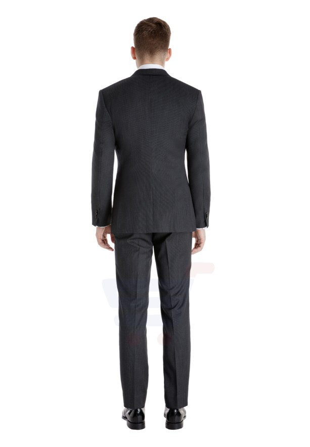 D & D Rivington Gray Suit - 55014 - M - 36