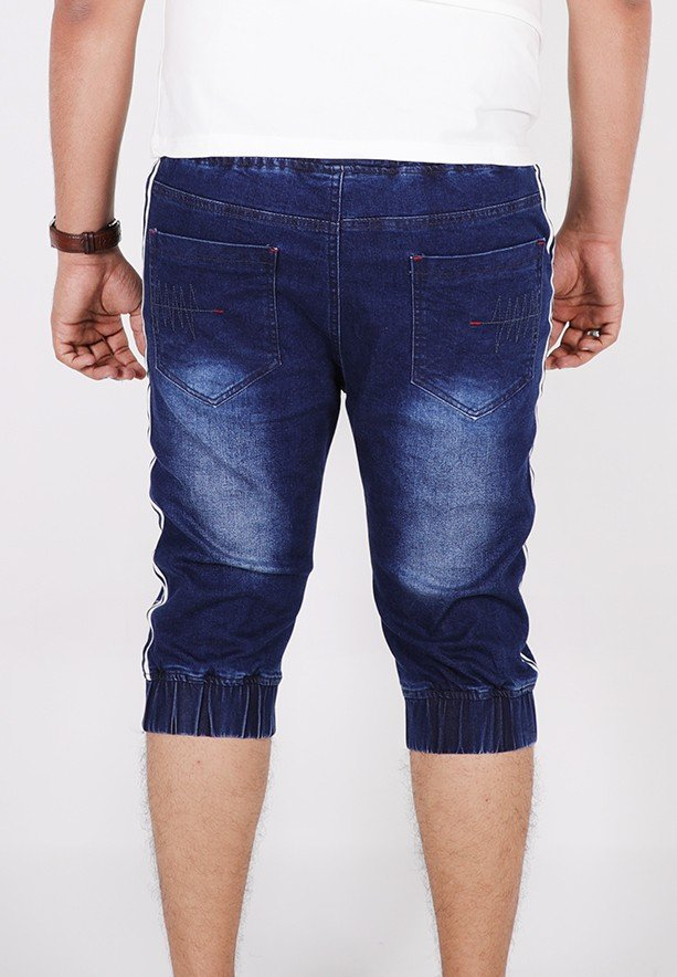 Nansa Hot Marine Denim Jeans For Men Blue - MBBAF62440B - 36