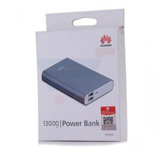 Huawei 13000mAh Powerbank - Grey