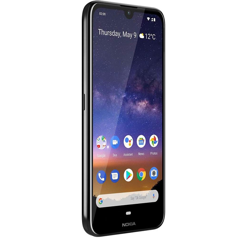 Nokia 2.2 Dual SIM 2GB RAM 16GB 4G LTE-Black