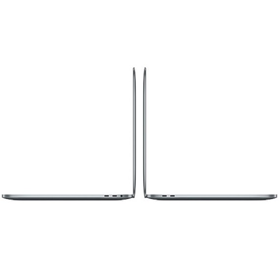 MacBook Pro 15 Touch Bar & Touch ID 2018 – Core i7 2.6GHz 16GB 512GB 4GB 15.4inch Space Grey Arabic, MR942AB/A