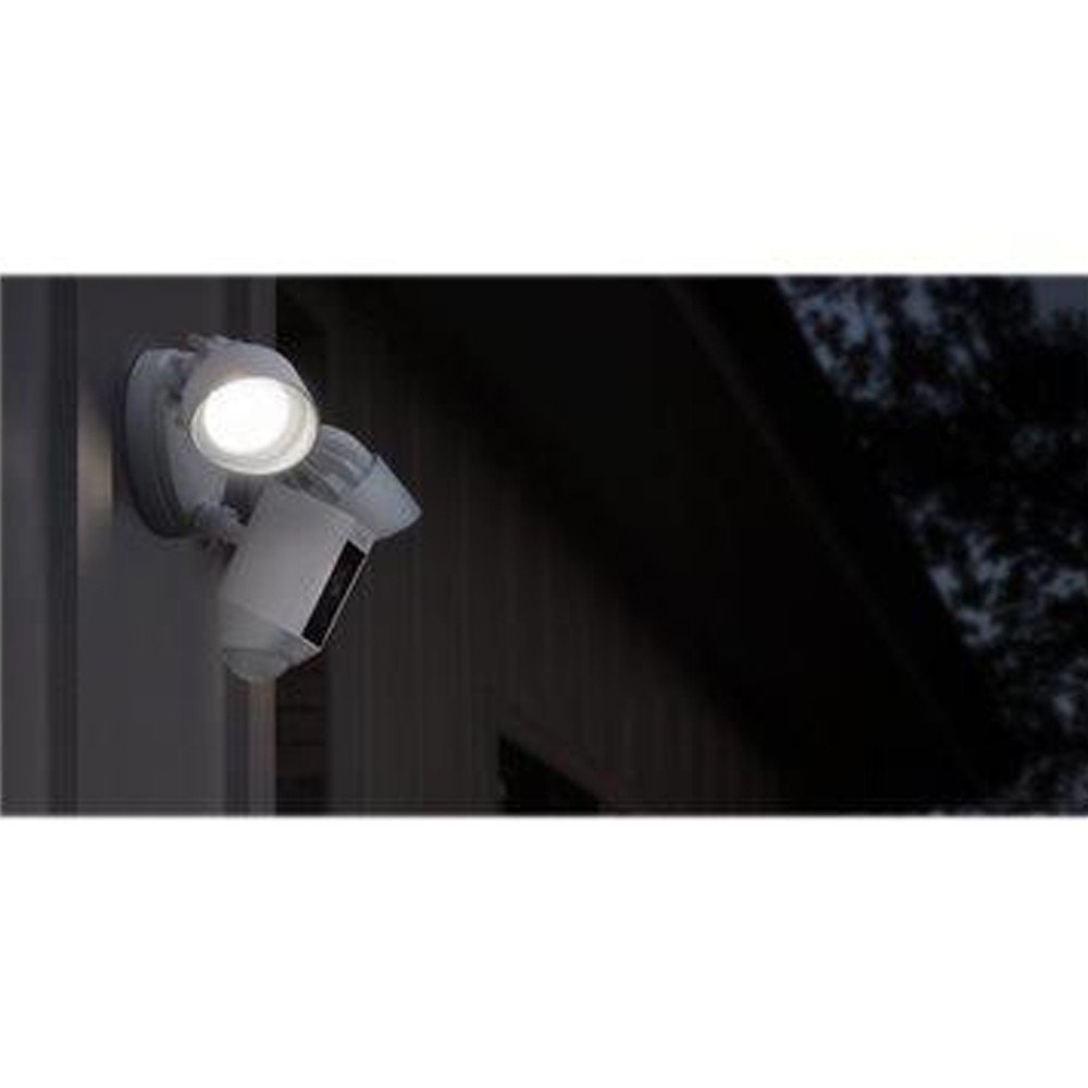 Ring Floodlight Camera - White-8SF1P7-WEU0