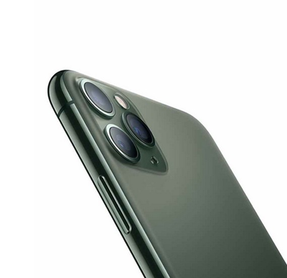 Apple iPhone 11 Pro With FaceTime Midnight Green 512GB 4G LTE