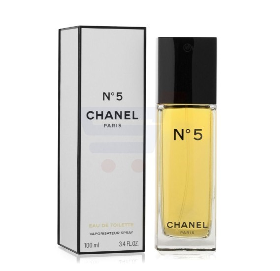 Chanel No.5 Leau EDT 3.4 Ounce