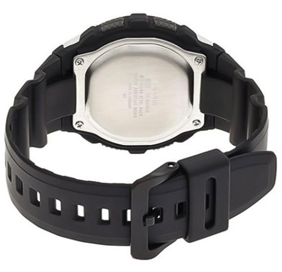 Casio Sports Digital Black  Watch For  Men   AE-2100WD-1DF