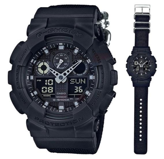 Casio G-Shock Analog Digital Sport Watch - GA-710-1ADR
