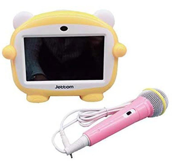 JETTOM J1 Play and Learn Kids Tablet 7 inch, Android 4.4.2, Assorted