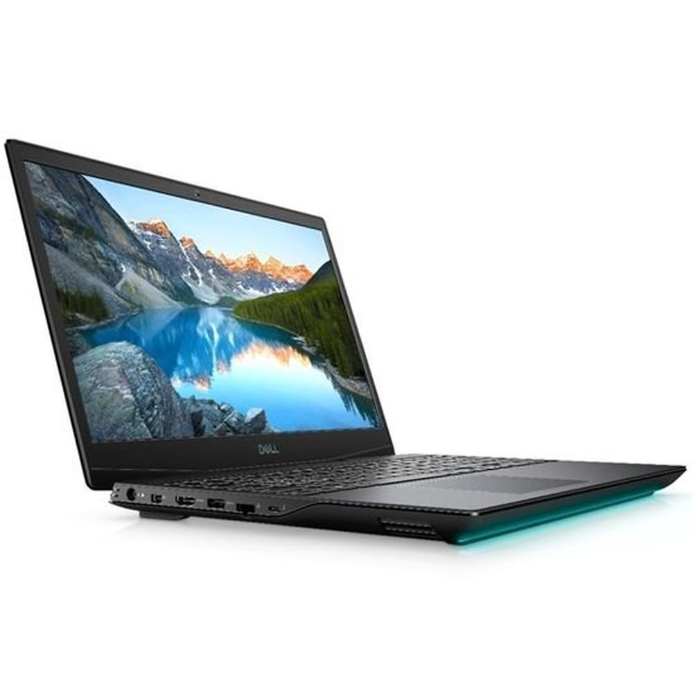 Dell 5500-G5-7800 Notebook, 15.6 Inch Display Core i5 Processor 8GB RAM 512GB SSD Storage 4GB Graphics Win10, Black