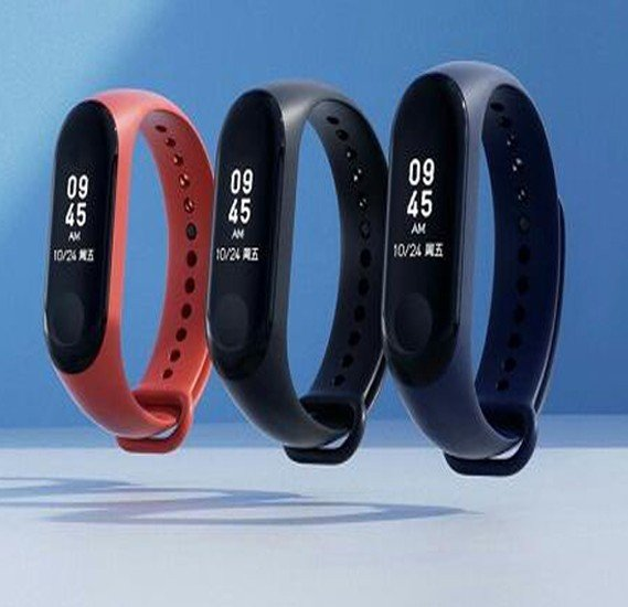 M3 Band Fitness Tracker  Smartband OLED Display  Touchpad Heart Rate Monitor Wristbands Bracelet