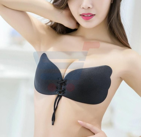 Faro Silicone Bra For Women Free Size
