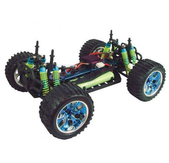 HSP 1/10th Scale Electric Powered Off Road Monster Truck - 94111 PRO